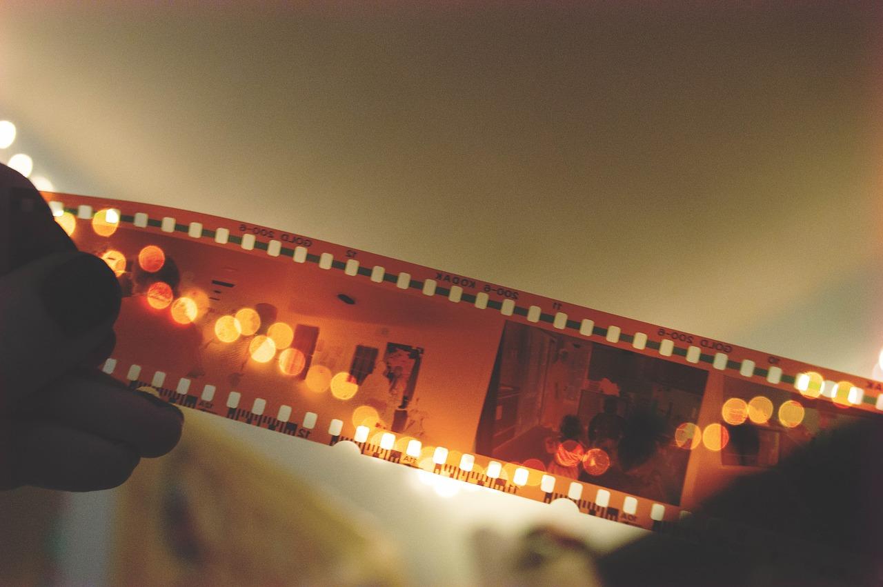 film, camera, cinema