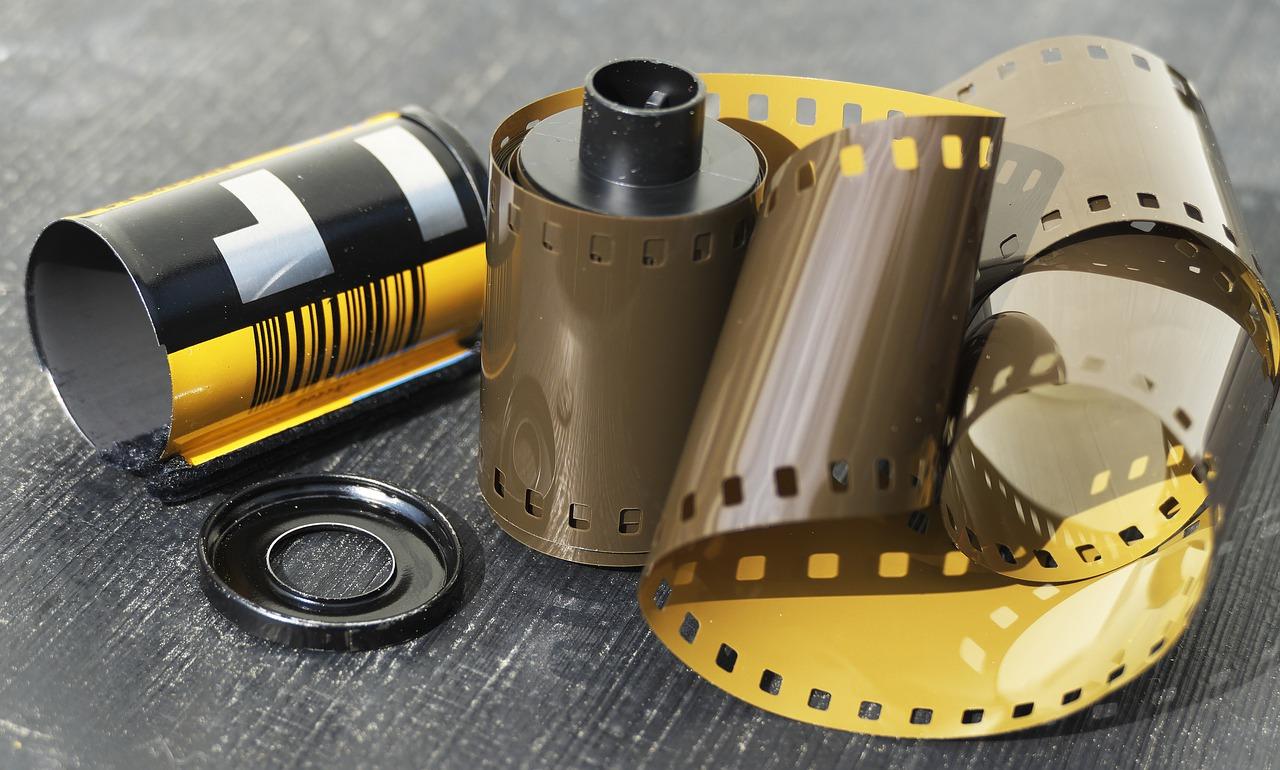 film roll, kleinbild film, filmstrip
